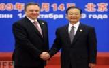 Tổ chức hợp tác Thượng Hải và tương lai của Kyrgyzstan