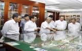 Nguyên Chủ tịch nước Trần Đức Lương: Bình Dương sẽ tiếp tục có những bước phát triển mạnh mẽ về công nghiệp, đô thị...
