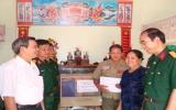 Bộ Chỉ huy Quân sự tỉnh: Trao nhà tình nghĩa tại tỉnh Lào Cai