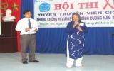 Tuyên truyền viên phòng chống HIV/AIDS: Những người nhiệt tình