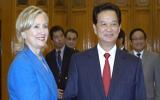 Tổng thống Mỹ Obama thăm Việt Nam vào năm 2011