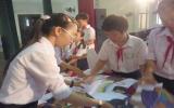 Đa dạng các hoạt động sinh hoạt hè trong học sinh