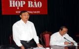 'Không có mâu thuẫn nội bộ ở Hà Giang'