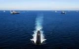 Hàn Quốc tiến hành tập trận hải quân quy mô lớn
