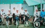 """Đội xe máy cứu thương tình nguyện huyện Dĩ An: """"Cứu tinh"""" của những người bị nạn"""