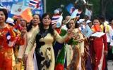Hà Nội: Hơn 10.000 người đi bộ vì hòa bình