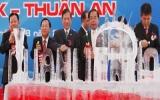 Động thổ dự án Khu liên hợp đô thị Becamex  - Thuận An