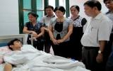 Hỗ trợ hơn 70 triệu đồng cho người xả thân cứu đoàn tàu
