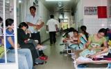 Các bệnh ở trẻ em gia tăng: Khoa nhi BVĐK tỉnh quá tải!
