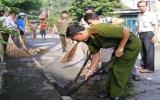 Thị trấn Lái Thiêu: Ra quân tổng vệ sinh môi trường và lập lại trật tự đô thị