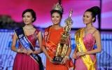 Đặng Thị Ngọc Hân đăng quang Hoa hậu Việt Nam 2010