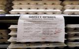 Hàng nghìn người ở Mỹ bị bệnh do ăn trứng nhiễm khuẩn độc