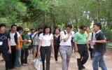 Đoàn học sinh, sinh viên Tp.Daejeon (Hàn Quốc): Ấn tượng với các làng nghề Bình Dương
