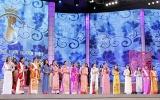 Lưu Thị Diễm Hương đăng quang HHTGNV 2010