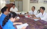 Học tập và làm theo gương Bác ở phường Phú Cường ngày càng đi vào chiều sâu
