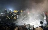 Máy bay Trung Quốc vỡ đôi, 43 người chết