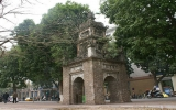 Hướng đến Đại lễ 1.000 năm Thăng Long - Hà Nội  Tháp Hòa Phong - dấu tích chùa Báo Ân vang bóng một thời