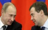 Putin và Medvedev sẽ không cùng tranh cử tổng thống