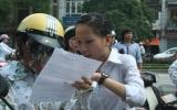 Một thí sinh có tới 20 giấy báo trúng tuyển