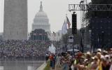 Mỹ: Hàng chục nghìn người tuần hành tại thủ đô