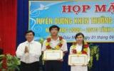 Tuyên dương, khen thưởng 643 học sinh giỏi