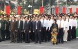 Tổ chức trọng thể lễ kỷ niệm 65 năm Cách mạng Tháng Tám và Quốc khánh 2-9