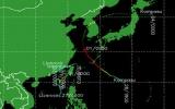 Ba cơn bão đồng thời xuất hiện trên biển