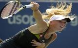 Thán phục Wozniacki