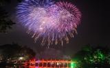 Mừng Tết Độc lập, Hà Nội rực sáng pháo hoa