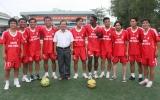 CLB Bóng đá Kim Châu: Thêm sân bóng đá mini cỏ nhân tạo