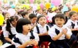 Nhiều trường khai giảng năm học mới