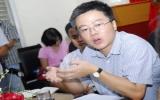 GS Ngô Bảo Châu: Sẽ trao học bổng luôn năm học này
