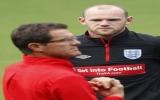 """Bê bối tình ái không """"cản"""" Rooney ra sân trong tuyển Anh tối nay"""