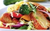 Tăng rau củ, giảm tinh bột, hạn chế thịt để khỏe mạnh