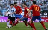 Bóng đá giao hữu: Argentina hạ gục ĐKVĐ Tây Ban Nha