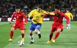 Hơn nửa đội hình dự World Cup của CHDCND Triều Tiên đến Việt Nam