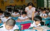 Dĩ An:Thu hút học sinh đi đôi với nâng cao chất lượng giáo dục