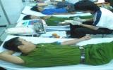Thuận An: Hơn 200 đoàn viên thanh niên tham gia hiến máu tình nguyện