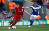 Liverpool  vất vả kiếm điểm trước Birmingham