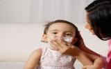 Chăm sóc trẻ ho cảm tại nhà
