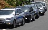 Miễn áp dụng niên hạn sử dụng với ô tô dưới 10 chỗ