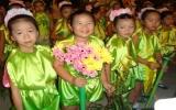 Nguyễn Minh Nguyệt: Mê đọc sách, kể chuyện hay