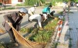 Phụ nữ tỉnh hưởng ứng Chiến dịch làm cho thế giới sạch hơn năm 2010: Những việc làm thiết thực