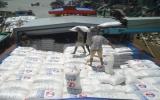 Việt Nam đã xuất khẩu hơn 5 triệu tấn gạo
