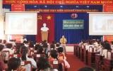 Liên đoàn lao động huyện Thuận An: Tổ chức nói chuyện về văn hóa công sở
