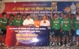 Giải bóng đá Thành phố mới Bình Dương 2010: CTNMT Bình Dương và Nỗ Lực vô địch