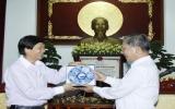 Đại sứ các nước tại Campuchia thăm Bình Dương
