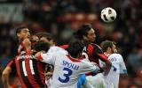 Vòng 3 Serie A: Milan hòa thất vọng trên sân nhà