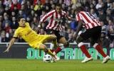 Vòng 5 Premier League: Arsenal bị cầm hòa ở phút bù giờ