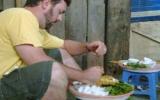 Bún đậu - món ăn nhẹ ưa thích của người Hà Nội